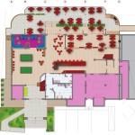 Lighhouse Pub - site plan
